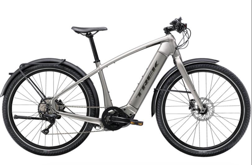 The Trek Allant+ 8 E-Bike